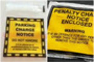 What's the difference with these parking tickets? Advice on how...