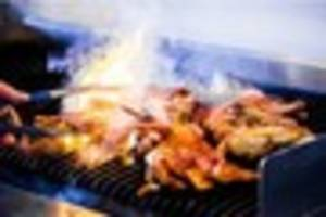 weekend weather: when should i get the bbq out?