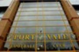 Who is left at Port Vale? The players under contract or offered...