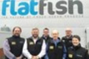 flatfish named fish processor of the year at trade press awards