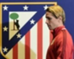'finished', a laughing stock at milan & chelsea - but now torres can win the champions league