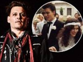 Johnny Depp's ex-wife Lori Anne Allison claims he would never 'lay a hand on a woman' after actor is accused of abusing Amber Heard