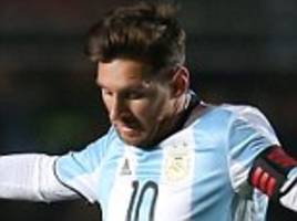 Argentina doctor eases Lionel Messi's injury fears with Barcelona star expected to shake off knock ahead of Copa America opener