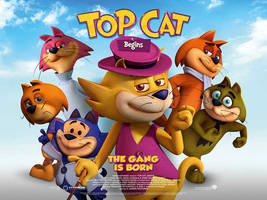 'Top Cat Begins' Receives Early Mauling From Critics