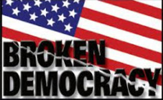 disillusioned democrats & the demise of democracy in america