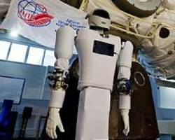 russia to test humanoid robot at space station in 2020