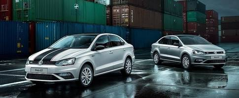 Polo GT Sedan Debuts in Russia with 1.4 TSI, Tinted Taillights