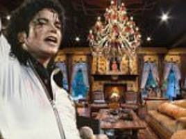 Michael Jackson's Las Vegas mega-mansion hits the market for $9.5m