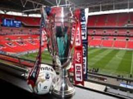Barnsley vs Millwall League One play-off final LIVE: Follow the action as both teams eye place in the Championship