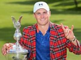 Jordan Spieth shines on back nine to secure Dean and Deluca Invitational