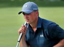 Jordan Spieth tops leaderboard after third round at Dean and Deluca Invitational