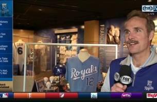 Royals Hall of Fame creates shrine to Saturday's walk-off classic