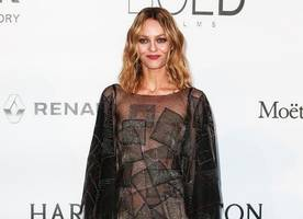 Johnny Depp's Ex Vanessa Paradis and Daughter Lily-Rose Defend Him in Amber Heard Drama