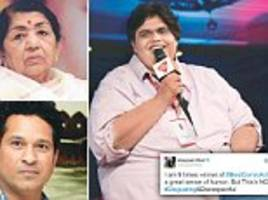 'Sachin v/s Lata Civil War': Comedian Tanmay Bhat blasted on Twitter for 'disgusting and disrespectful' video mocking Sachin Tendulkar and Lata Mangeshkar... but it is REALLY that offensive?