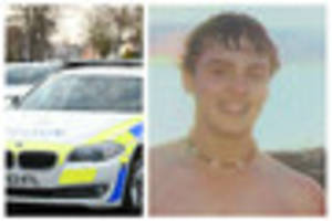 Lincoln biker, 21, goes missing – police manhunt launched