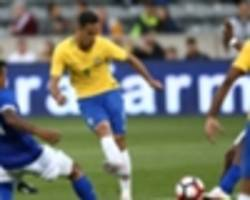 IN STATS: All the numbers from Brazil 2-0 Panama