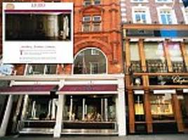 Poundland for billionaires: Mayfair 'discount store' where everything is £1,000