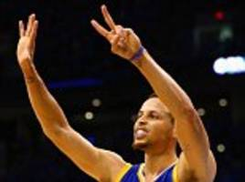Golden State Warriors take Oklahoma City Thunder to game seven as they hope to retain the NBA championship