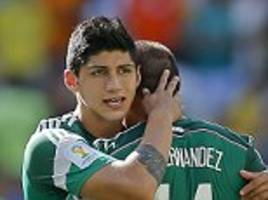 Mexican footballer Alan Pulido 'rescued by authorities' after being kidnapped by masked men near Texas border
