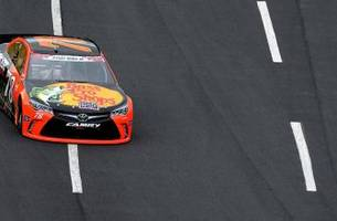 Martin Truex Jr. makes history while dominating Coca-Cola 600