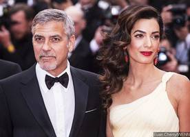 George and Amal Clooney Reportedly Had a Fight at Cannes