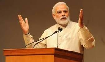 will not lead country on wrong path: modi