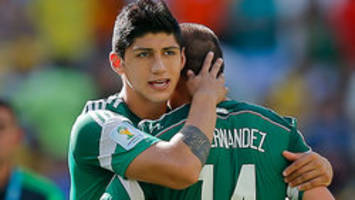 Kidnapped Mexican soccer star Alan Pulido rescued