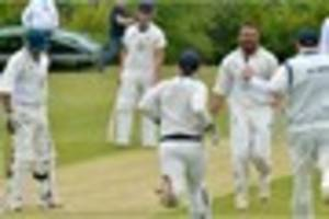 nsscl premier division cricket: hem heath off the mark as they...
