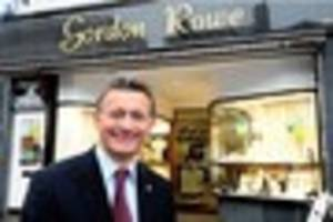 Jeweller to close long-serving shop