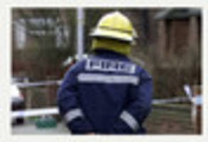Man stuck on roof rescued by fire crews in Teignmouth