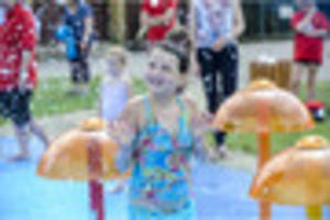 freyaleng published Have a splashing time!  Cambridge's outdoor water attractions...