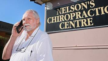 Chiropractor charged over Facebook rant