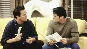 how much money did joey really owe chandler?