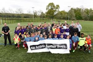 east ayrshire academy pupils learn valuable lessons through sport at scottish government event