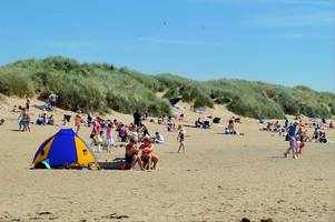 Irvine and Kilwinning residents set to enjoy a scorching week ahead
