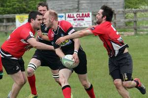 Stewartry RFC finish season off with thumping win over Isle of Arran at Greenlaw