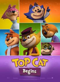 MOVIE REVIEW: Top Cat Begins