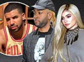 drake's memorial day party fight breaks out and kylie jenner 'spotted kissing partynextdoor'