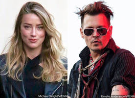 Amber Heard Claims Police Lie About Finding No Evidence to Protect Johnny Depp