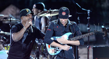 watch the first prophets of rage (rage against the machine, public enemy, cypress hill members) show