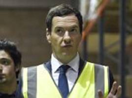 after making peace with ed balls to stop brexit now george osborne joins forces with alistair darling to slam vote leave for 'making up' their plans