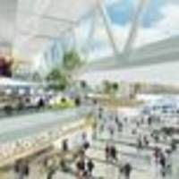 here's what the 63% less hellish laguardia airport is supposed to look like