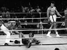 muhammad ali an inspiration to all boxers and there has never been anyone like him in our sport or out of it