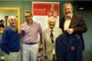 ray gravell's 1979 triple crown blazer comes home after 30 years...
