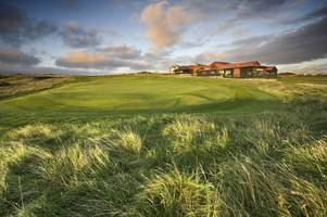 win a four-ball and lunch at a premier south wales golf course