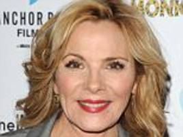 Kim Cattrall reveals her battle with chronic insomnia ... Kim Cattrall Insomnia