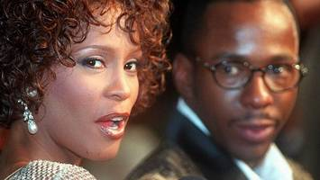 whitney houston's ex had sex with a ghost