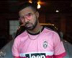 drake adds juventus to ever-growing list of clubs he supports