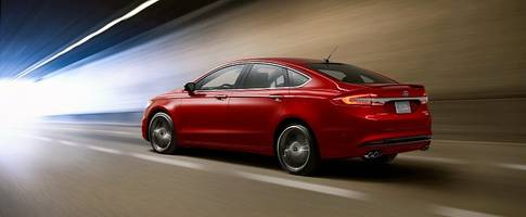 2017 ford fusion sport arrives at dealers in august, priced at $34,350