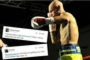 kevin hooper: boxing fans react to confirmation of british title...